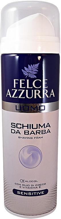 Pena na holenie - Felce Azzurra Men Sensitive Shaving Foam