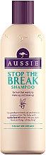 Voňavky, Parfémy, kozmetika Šampón proti krehkým vlasom - Aussie Stop The Break Shampoo