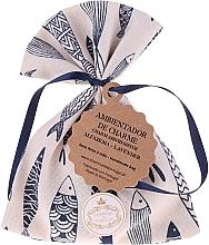 Voňavky, Parfémy, kozmetika Aromatické vrecúško, sardinky, levanduľa - Essencias De Portugal Tradition Charm Air Freshener