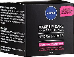 Voňavky, Parfémy, kozmetika Základ pod make-up - Nivea Make-Up Care Expert Hydra Primer Make-Up Base