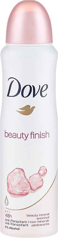Hydratačný lotion na telo - Dove Beauty Finish Deo Spray