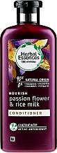 Voňavky, Parfémy, kozmetika Kondicionér na vlasy - Herbal Essences Passion Flower & Rice Milk Conditioner