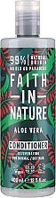 """Voňavky, Parfémy, kozmetika Kondicionér pre normálne až suché vlasy """"Aloe Vera"""" - Faith In Nature Aloe Vera Conditioner"""