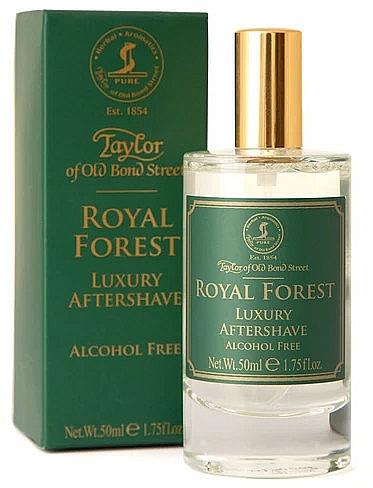 Taylor of Old Bond Street Royal Forest Aftershave Lotion - Lotion po holení