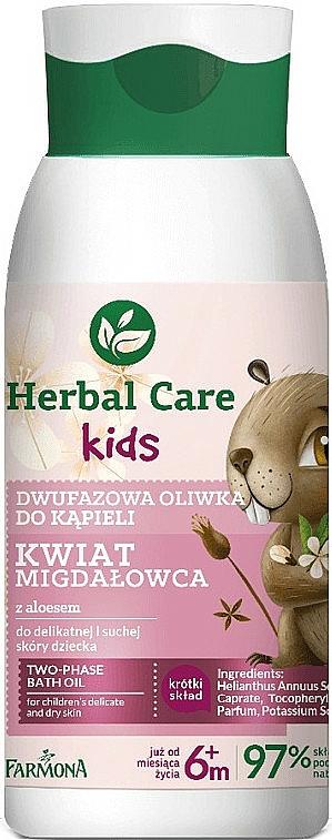 Dvojfázový kúpeľový olej - Farmona Herbal Care Kids