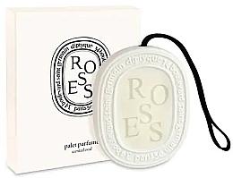 Voňavky, Parfémy, kozmetika Vôňa do domácnosti - Diptyque Roses Scented Oval