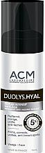 Voňavky, Parfémy, kozmetika Intenzívne protistarnúce sérum - ACM Laboratoire Duolys.Hyal Intensive Anti-Ageing Serum