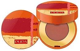 Voňavky, Parfémy, kozmetika Matné kompaktné očné tiene - Pupa Summer Escape Intense Shadow