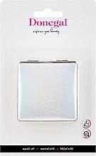 Voňavky, Parfémy, kozmetika Obojstranné zrkadlo štvorcové, 4541 - Donegal