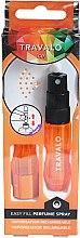 Voňavky, Parfémy, kozmetika Rozprašovač - Travalo Ice Orange Refillable Spray