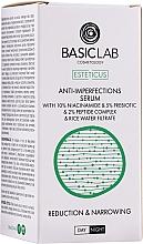 Voňavky, Parfémy, kozmetika Sérum na odstránenie nedokonalostí pokožky tváre - BasicLab Esteticus Face Serum