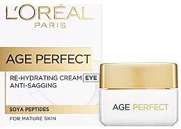 Voňavky, Parfémy, kozmetika Perfektný krém na oči - L'Oreal Paris Age Perfect Eye Cream