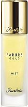 Voňavky, Parfémy, kozmetika Fixačný sprej na make-up - Guerlain Parure Gold Radiant Setting Spray