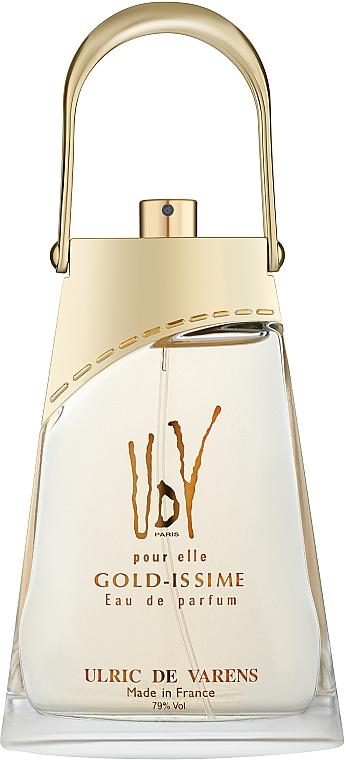 Ulric de Varens Gold Issime - Parfumovaná voda