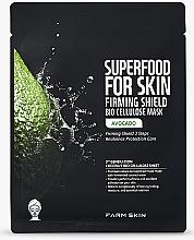 """Voňavky, Parfémy, kozmetika Biocelulózová maska """"Avokádo"""" - Superfood For Skin Firming Shield Bio Cellulose Mask With Avocado"""
