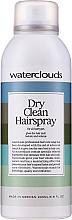 Voňavky, Parfémy, kozmetika Suchý šampón - Waterclouds Volume Dry Clean Hairspray