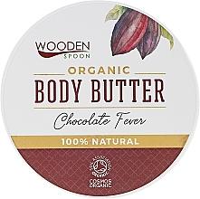 """Voňavky, Parfémy, kozmetika Maslo na telo """"Čokoládová horúčka"""" - Wooden Spoon Chocolate Fever Body Butter"""