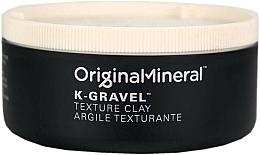 Voňavky, Parfémy, kozmetika Stylingová hlina na vlasy - Original & Mineral K-Gravel Texture Clay