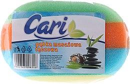 """Voňavky, Parfémy, kozmetika Špongia do kúpeľa """"Dúha 2 """" - Cari"""