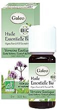 Voňavky, Parfémy, kozmetika Organický éterický olej Exotická verbena - Galeo Organic Essential Oil Exotic Verbena
