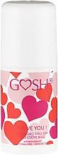 Voňavky, Parfémy, kozmetika Guľôčkový deodorant - Gosh I Love You Deo Roll-On