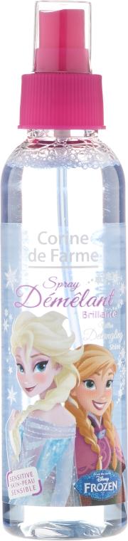 Sprej pre ľahké česanie - Corine de Farme Frozen Spray