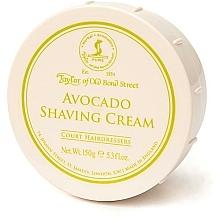 """Voňavky, Parfémy, kozmetika Krém na holenie """"Avokádo"""" - Taylor of Old Bond Street Avocado Shaving Cream Bowl"""