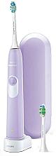Voňavky, Parfémy, kozmetika Elektrická sonická zubná kefka, fialová - PHILIPS Sonicare HX6212/88