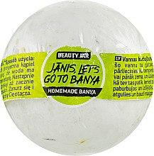 Voňavky, Parfémy, kozmetika Šumivá guľa do kúpeľa - Beauty Jar Janis Let's Go To
