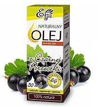 Voňavky, Parfémy, kozmetika Prírodný olej zo semien čiernych ríbezlí - Etja Natural Oil