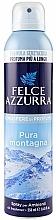 Voňavky, Parfémy, kozmetika Osviežovač vzduchu - Felce Azzurra Pura Montagna Spray