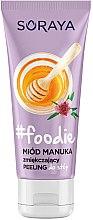 Voňavky, Parfémy, kozmetika Zmäkčujúci peeling na nohy - Soraya Foodie Honey