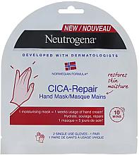 Voňavky, Parfémy, kozmetika Koncentrovaná regeneračná maska na ruky - Neutrogena Cica-Repair