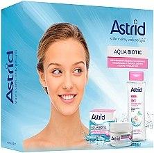 Voňavky, Parfémy, kozmetika Sada - Astrid Aqua Biotic Set (cr/50ml+micel/water/400ml)