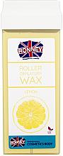 """Voňavky, Parfémy, kozmetika Vosk na depiláciu v kazete """"Citrón"""" - Ronney Wax Cartridge Lemon"""