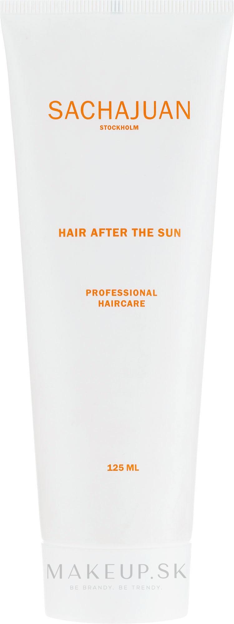 Prostriedok na vlasy po slnku - Sachajuan Sachajuan Hair After The Sun — Obrázky 125 ml