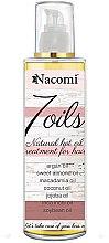 Voňavky, Parfémy, kozmetika Maska na vlasy - Nacomi 7 Oils Natural Hair Mask