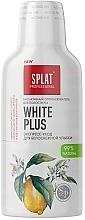 """Voňavky, Parfémy, kozmetika Ústna voda """"Bielenie plus"""" - Splat White Plus"""