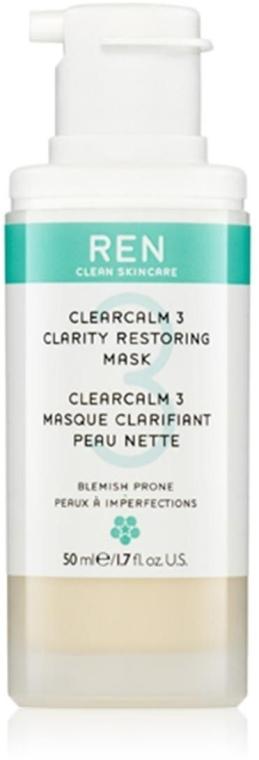 Čistiaca obnovujúca maska  - REN ClearCalm 3 Clarity Restoring Mask — Obrázky N1