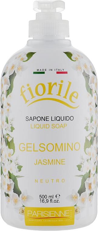 """Tekuté mydlo """"Jazmín"""" - Parisienne Italia Fiorile Jasmine Liquid Soap — Obrázky N1"""