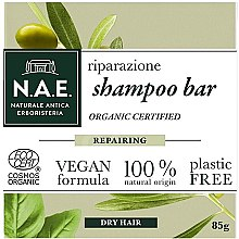 Voňavky, Parfémy, kozmetika Tuhý šampón pre suché vlasy - N.A.E. Repairing Shampoo Bar