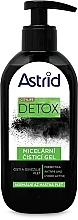 Voňavky, Parfémy, kozmetika Čistiaci gél pre normálnu a mastnú pleť - Astrid Citylife Detox