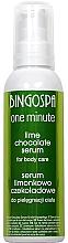 Voňavky, Parfémy, kozmetika Sérum na telo čokoláda, lime - BingoSpa