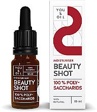 Voňavky, Parfémy, kozmetika Sérum na tvár - You & Oil Beauty Shot Polysaccharids / Moisturiser Face Serum