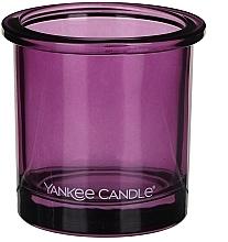 Voňavky, Parfémy, kozmetika Svietnik na votívnu sviečku - Yankee Candle POP Violet Tealight Votive Holder