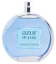 Voňavky, Parfémy, kozmetika Antonio Puig Azur de Puig - Toaletná voda