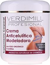 Voňavky, Parfémy, kozmetika Anticelulitídový krém na telo - Verdimill Professional Anti-Cellulite Cream