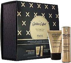 Voňavky, Parfémy, kozmetika Sada - Matis Golden Coffret (f/cr/50ml + eye/cr/15ml)