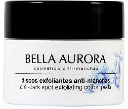 Voňavky, Parfémy, kozmetika Exfoliačné tampóny proti pigmentom na tvári - Bella Aurora Anti-Dark-Spot Exfoliation Pads