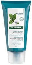 Voňavky, Parfémy, kozmetika Balzam na vlasy - Klorane Anti-Pollution Protective Conditioner With Aquatic Mint